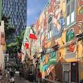 【2019・文月】 シンガポール にて異国の街並みを嗜む。  アラブストリート
