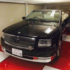 京都迎賓館・オープンカー