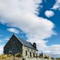 テカポ湖 善き羊飼いの教会