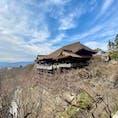 人生で2回めの清水寺。2日間の京都旅最高すぎた⛩🙏🏻