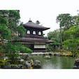 【京都】銀閣寺  雨の中の銀閣寺  #京都° #2020/02/29