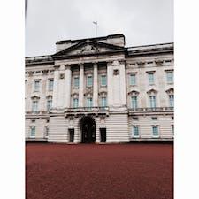 短期留学の思い出① バッキンガム宮殿