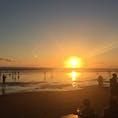 インドネシア*スミニャックビーチ  バリ島のスミニャックビーチ🏖 サンセットがとてもきれい✨