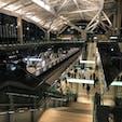 本日開業、高輪ゲートウェイ駅