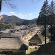 【2019・卯月】 福島県下郷町にてノスタルジーを嗜む。  大内宿