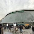 東京ドーム 2月の後半にライブのために東京ドームに行きました。 人生初の東京ドーム! 観客の歓声にタイムラグが発生するとは思ってもみませんでした。