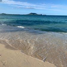 #Hawaii #lanikaibeach#ラニカイビーチ