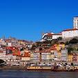 ポルトガル Porto カラフルでとっても可愛い街並みでした