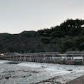 2020.2.20 京都 #渡月橋