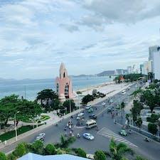 ベトナム*ニャチャン  ダナンでもホーチミンでもなく、ニャチャン。 落ち着いた街でした!