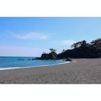 高知県 〜桂浜〜 運良く人が砂浜から居なくなったので 慌ててパシャリ📸