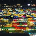 鉄道市場 Thailand