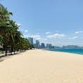 ベトナム*ニャチャンビーチ