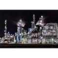 泉北臨海工業地帯の工場夜景🏭