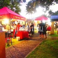 毎週水曜の夜に開催されるナイトマーケット。  色んなご飯屋さんや雑貨屋さんが出店してて 地元感味わえるからおすすめ!
