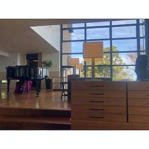 【熱海】ホテルグランバッハ熱海クレッシェンド  ピアノの生演奏とバッハの出迎え  #静岡° #熱海 #2020/03