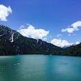 黒部湖@富山