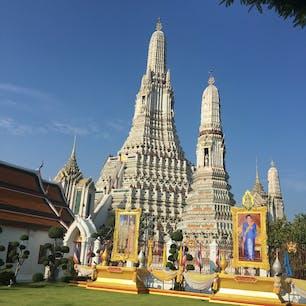Wat Arun, Thailand🇹🇭