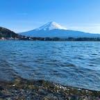 だいぶ前、過去の旅行写真 富士山と河口湖畔  またいつか安心して旅ができますように