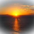 石垣島 平久保崎灯台からのサンセット