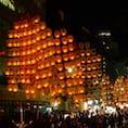 秋田旅行のお目当ては竿燈まつりでした🏮 腰や肩で竿燈を落とさず支え続けてて本当にすごかった! 有料観覧席を中国人家族の方に譲っていただいたのも良い思い出です🙏❤︎  今年は竿燈まつり含む東北三大祭りの中止が決まってしまったけれど、安心してみんなが参加できるときが来ることを微力ながら願っています。