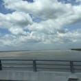メコン川と雲 #ベトナム #メコン