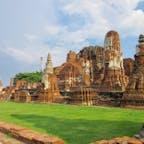 Wat Phra Ram, Thailand🇹🇭