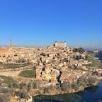 世界遺産の街、古都トレド。