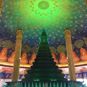 Wat Paknam,Thailand🇹🇭 tooooooooo beautiful