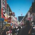 2017.05.04  東京観光 in竹下通り👕  こんだけ人いればワンチャン芸能人いた説  客引きの黒人さんたちの威圧感よ、