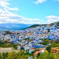 Chefchaouen, Morocco🇲🇦 blue town💙