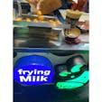【台湾】士林市場 2019.12.27  行列ができるfryingMilk🥛🐮💓 牛乳寒天を揚げたお菓子??! 美味しかったな〜  #fryingMilk #女子旅 #夜市ご飯 #台湾 #士林市場