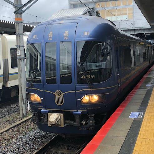京都丹後鉄道 丹後の海