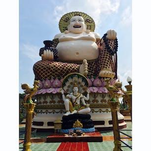 #サムイ島 #スワンナラム寺院  #微笑みの国 #タイ