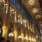 復活したらまた行きたい!!   #パリ#ノートルダム大聖堂#海外旅行