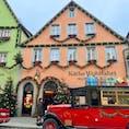 ドイツ ローテンブルク 可愛い街並み×クリスマス=💯
