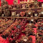ドイツ ニュルンベルク クリスマスマーケットで売ってたこのリースとっても可愛かった❣️ 買えなかったから次回の楽しみにします🤣