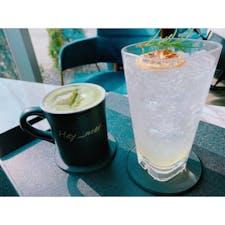 韓国蔚山のカフェ【Hey-mer】🍰☕️♪♪♪  高台にあって眺めも最高です♡