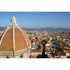 イタリア、フィレンツェのドゥオモ。