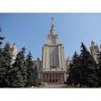 スターリン様式の一つモスクワ大学