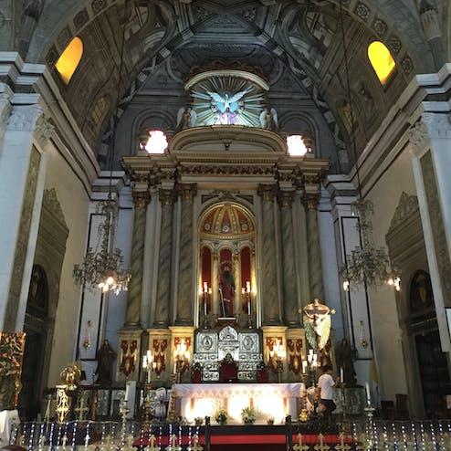 サン・オーガスチン教会(マニラ)
