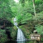 愛知県新城市 阿寺の滝