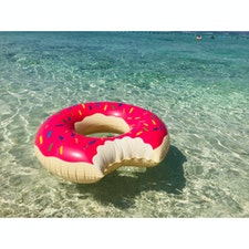 沖縄🐟🐠🏖 瀬底ビーチ