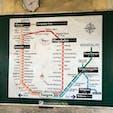 ヤンゴン環状線の旅、下川裕治さんの本で紹介されてたので一周しようかと思い訪れたが北の方が運行休止と… 折り返しの旅に。 #Myanmar #Yangon #ヤンゴン中央駅