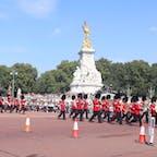 イギリス,バッキンガム宮殿