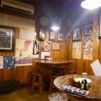 【宮城】仙台  仙壱屋  いろは横丁にある居酒屋さん。 地酒が飲みたくて適当に入ったお店だったけど なかなかレトロで好みな店内だった。  ひとりだったからか 店主さんも常連さんも良くしてくれて 2日連続で通ってしまった。  #宮城° #仙台 #電車旅 #いろは横丁 #仙壱屋 #2019/05/01