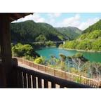 【静岡】   森町にあるかわせみ湖です。