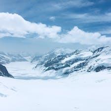 Jungfrau Swizerland 標高3,475mにある駅