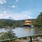 📍Kyoto,Japan  #京都 #鹿苑寺 #金閣寺