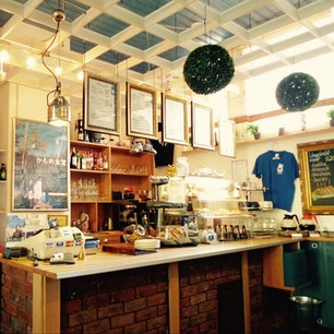 Kahvila Suomiという名の時のかもめ食堂